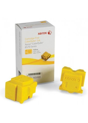 Xerox originál ink 108R00938, yellow, 4400str., Xerox ColorQube 8570, 2ks