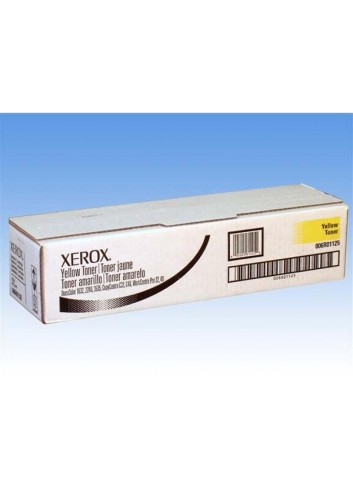 Xerox originál toner 006R01125, yellow, 15000str., Xerox DocuColor 1632, 3535, 2240, Fiery EX3535, Splash G