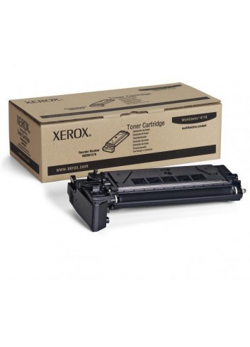 Xerox originál toner 006R01278, black, 8000str., Xerox WorkCenter 4118
