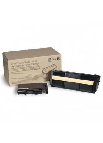 Xerox originál toner 106R01536, black, 30000str., high capacity, Xerox Phaser 4600, 4620