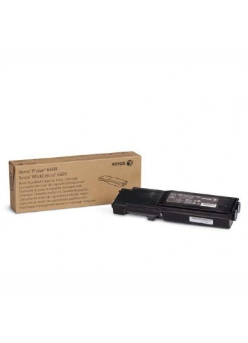 Xerox originál toner 106R02252, black, 3000str., Xerox Phaser 6600, Workcentre 6605