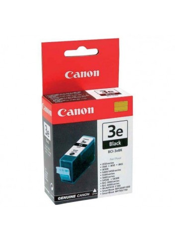 Canon originál ink BCI3eBK, black, 500str., 4479A002, Canon BJ-C6000, 6100, S400, 450, C100, MP700