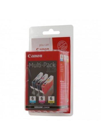 Canon originál ink BCI6C/M/Y, cyan/magenta/yellow, 4706A029, 4706A022, Canon S800, 820, 820D, 830D, 900, 9000, i950