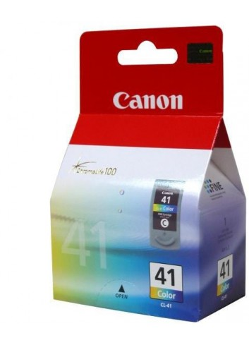 Canon originál ink CL41, color, blister s ochranou, 303str., 3x4ml, 0617B032, 0617B006, Canon iP1600, iP2200, iP6210D, MP150, MP