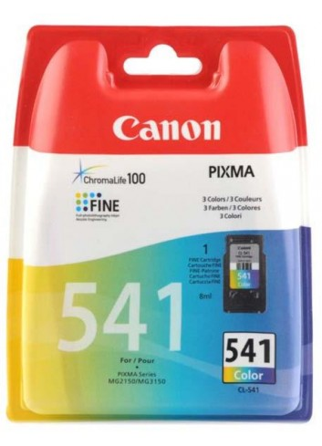 Canon originál ink CL541, color, blister, 5227B005, Canon Pixma MG 2150, MG3150