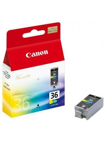 Canon originál ink CLI36, color, 12ml, 1511B001, Canon Pixma Mini 260
