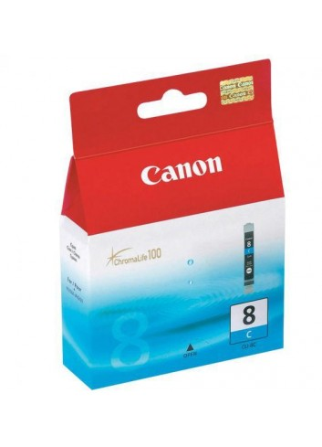 Canon originál ink CLI8C, cyan, 490str., 13ml, 0621B001, Canon iP4200, iP5200, iP5200R, MP500, MP800
