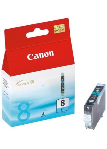 Canon originál ink CLI8PC, photo cyan, 450str., 13ml, 0624B001, Canon iP6600, iP6700